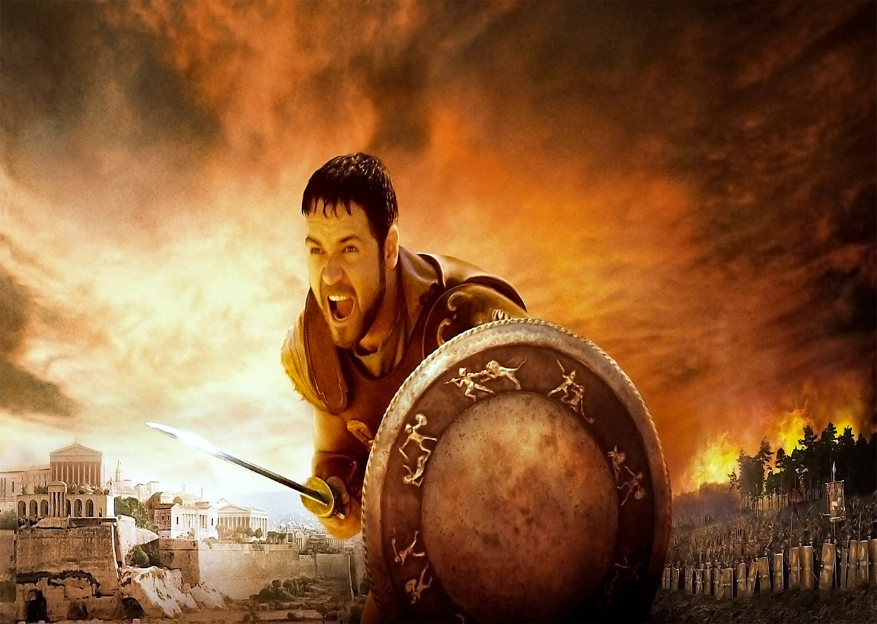 Gladiator นักรบในตำนานที่น่าจดจำ