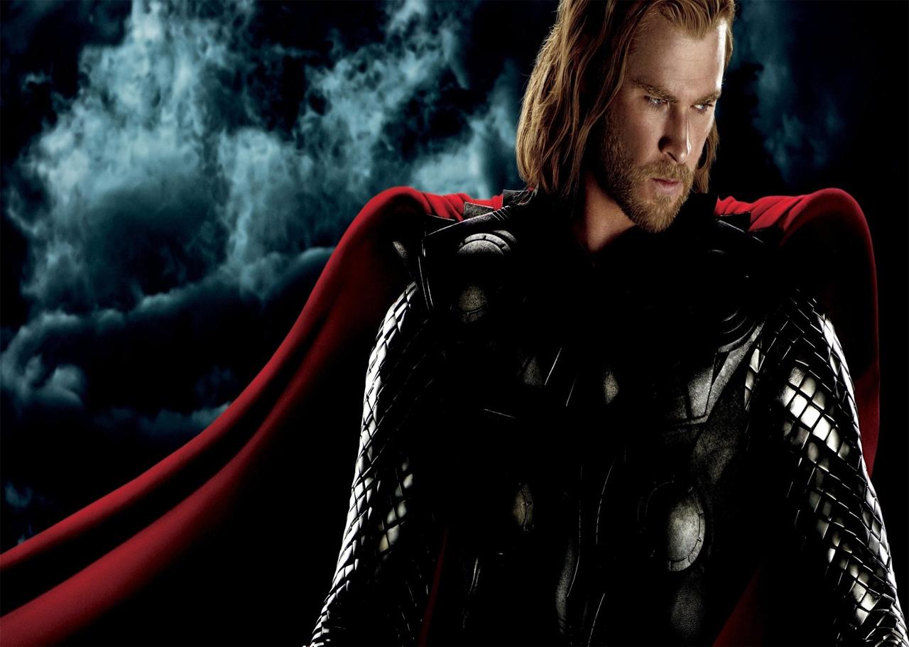 The god of thunder-bolt