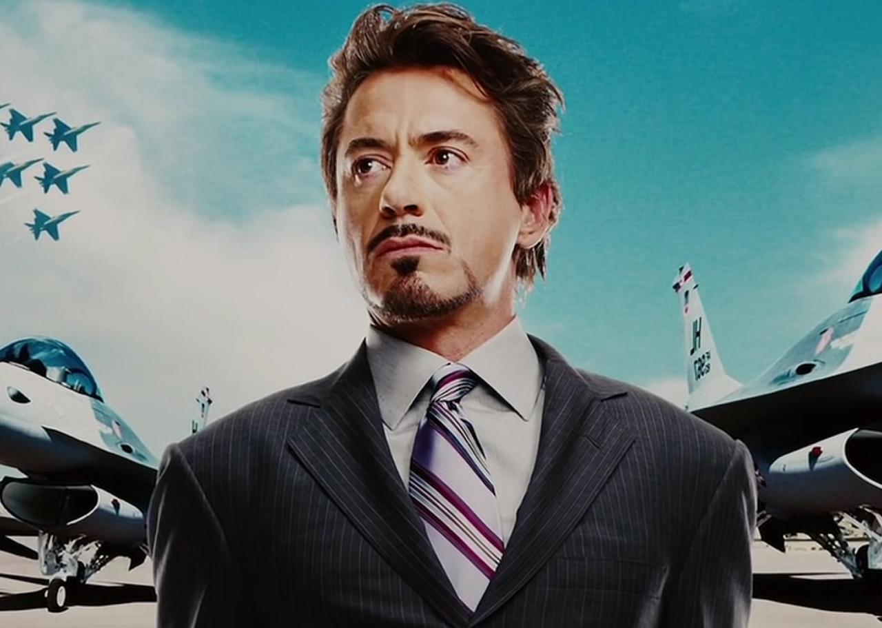 โทนี่ สตาร์ค ที่ถูกกล่าวเป็น Iron man นักรบชุดเกาะ