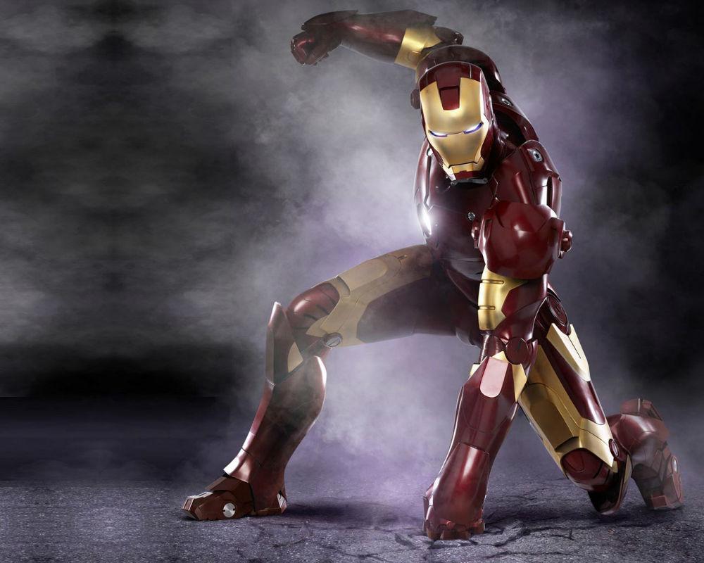 Iron man-