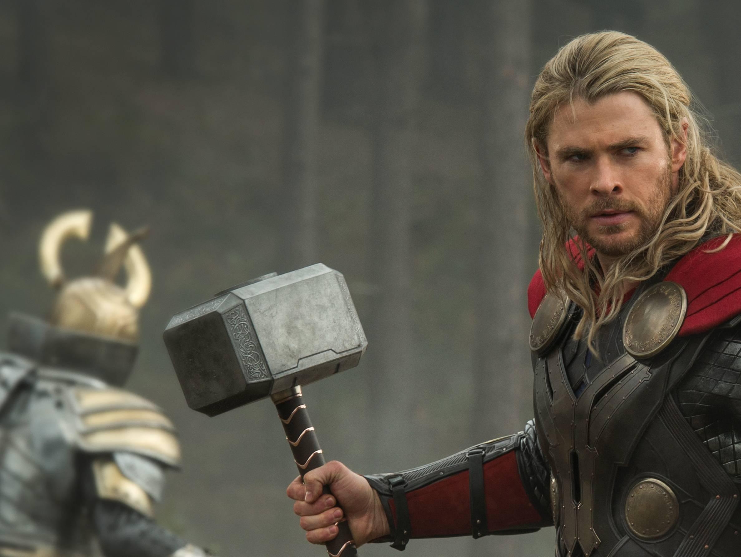 warrior-god-Thor