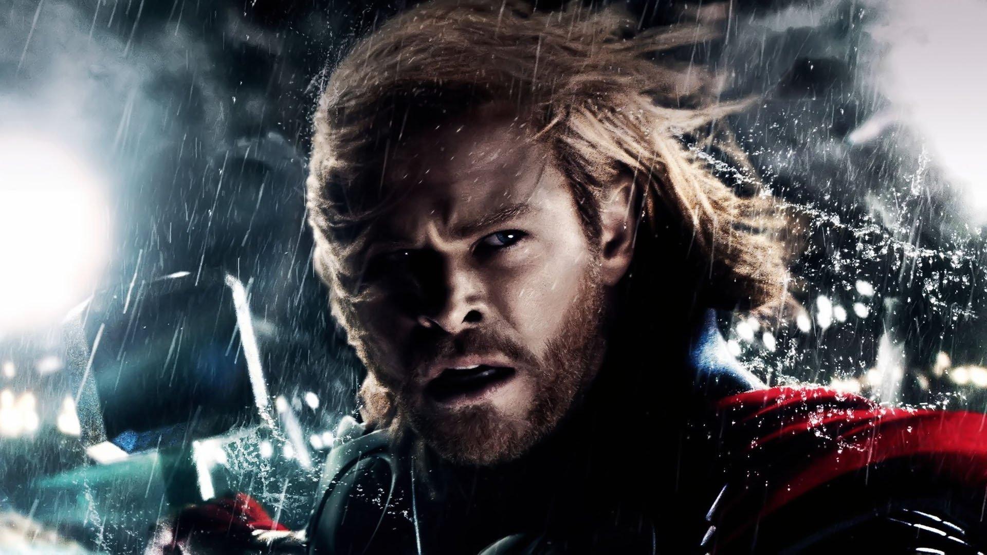warrior god Thor