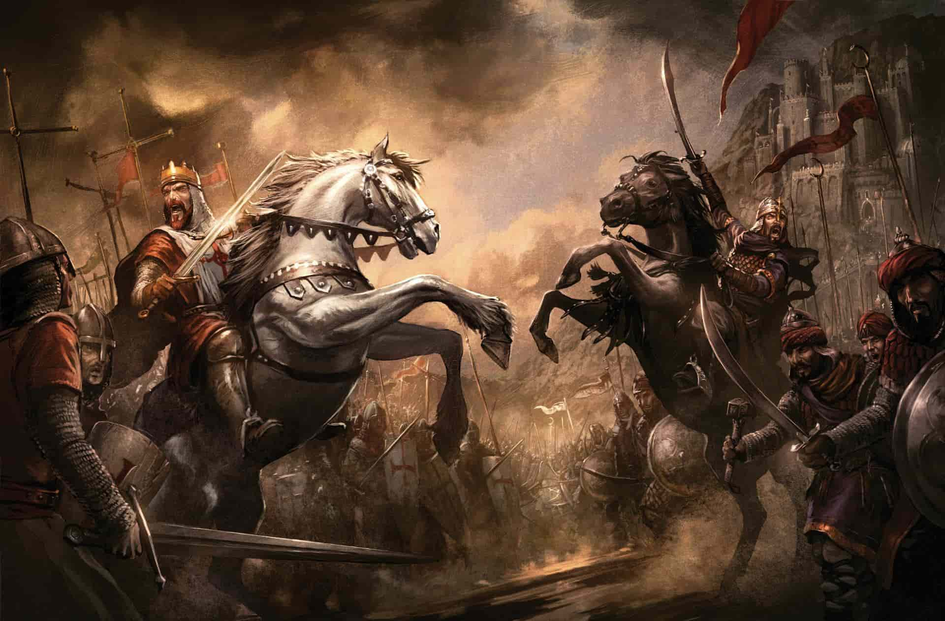 History of Saladin