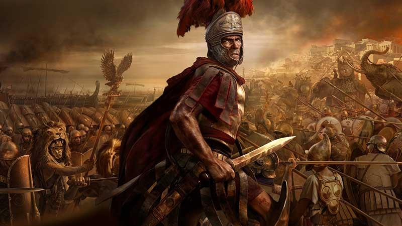 โรมัน VS อียิปต์ มหาสงครามครั้งยิ่งใหญ่