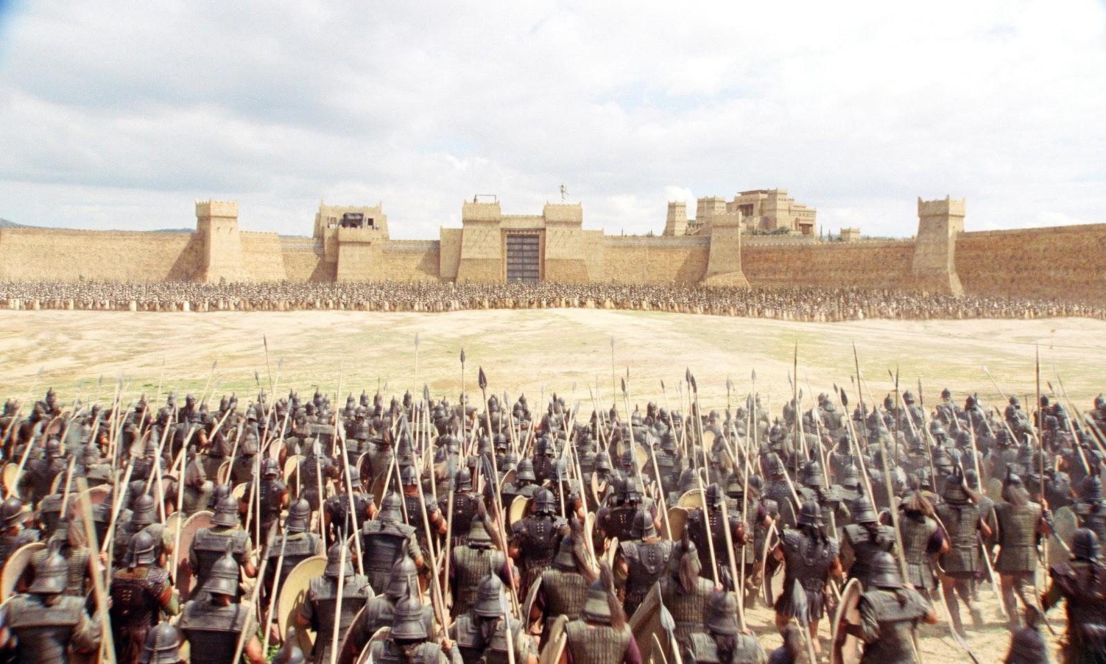 เรื่องราวน่าสนใจของกองทัพโรมัน
